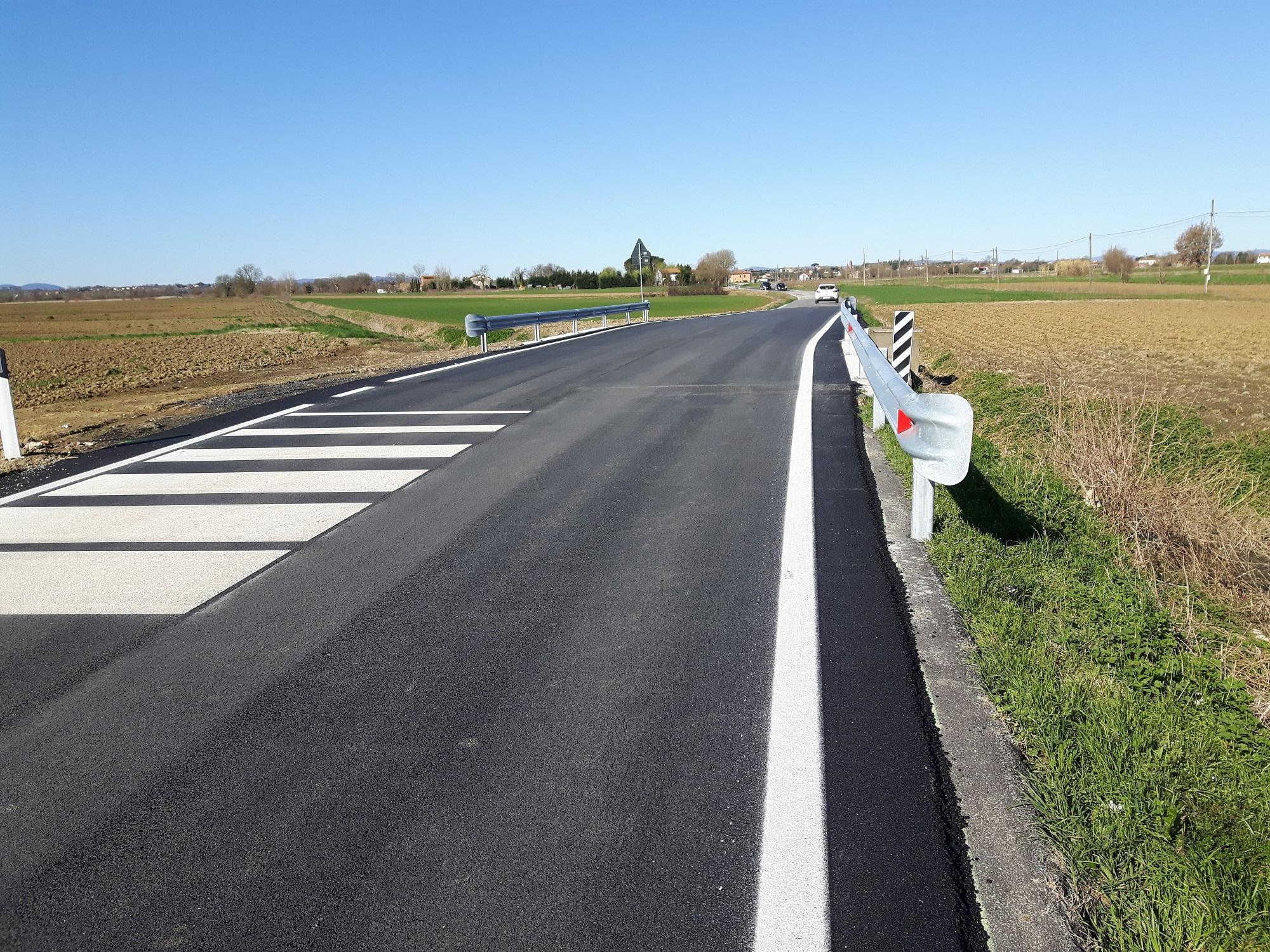 Strada di Mezzafratta, ecco i nuovi ponti