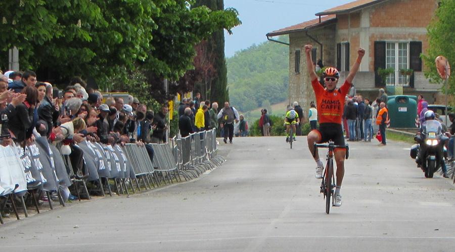 Trofeo Val di Pierle: vince Gabriele Benedetti