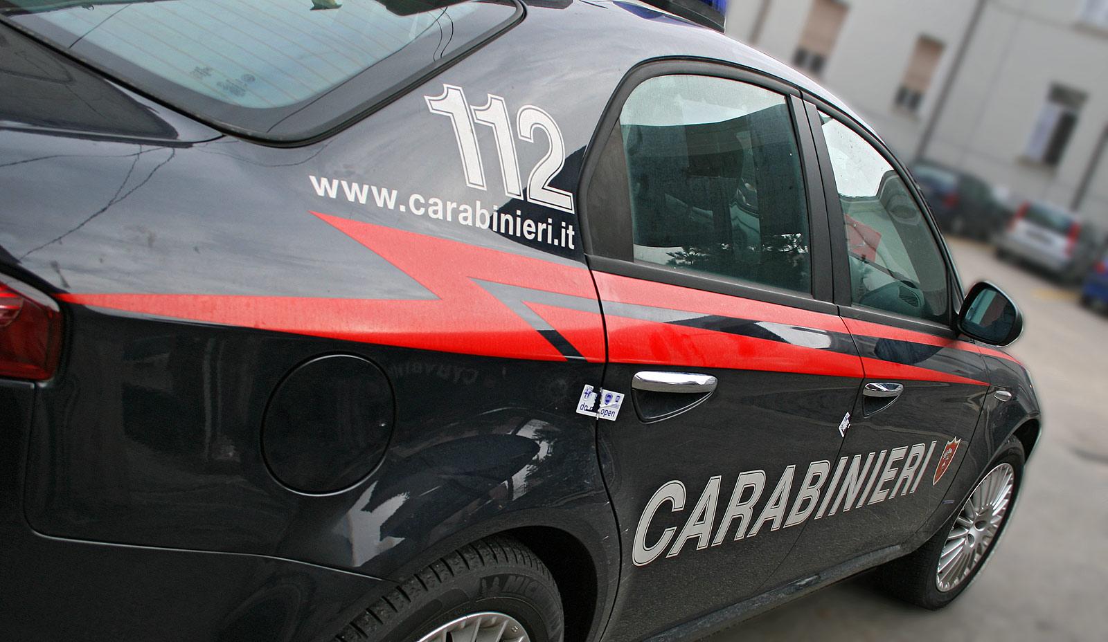 Maltrattamenti in famiglia ed estorsione, Carabinieri arrestano 34enne di Camucia