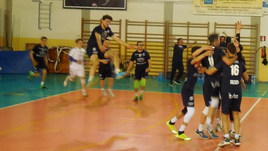 L'Under 18 del Cortona Volley in finale regionale
