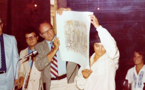 Scomparsa Aurelia Ghezzi, professoressa dell'Università di Athens
