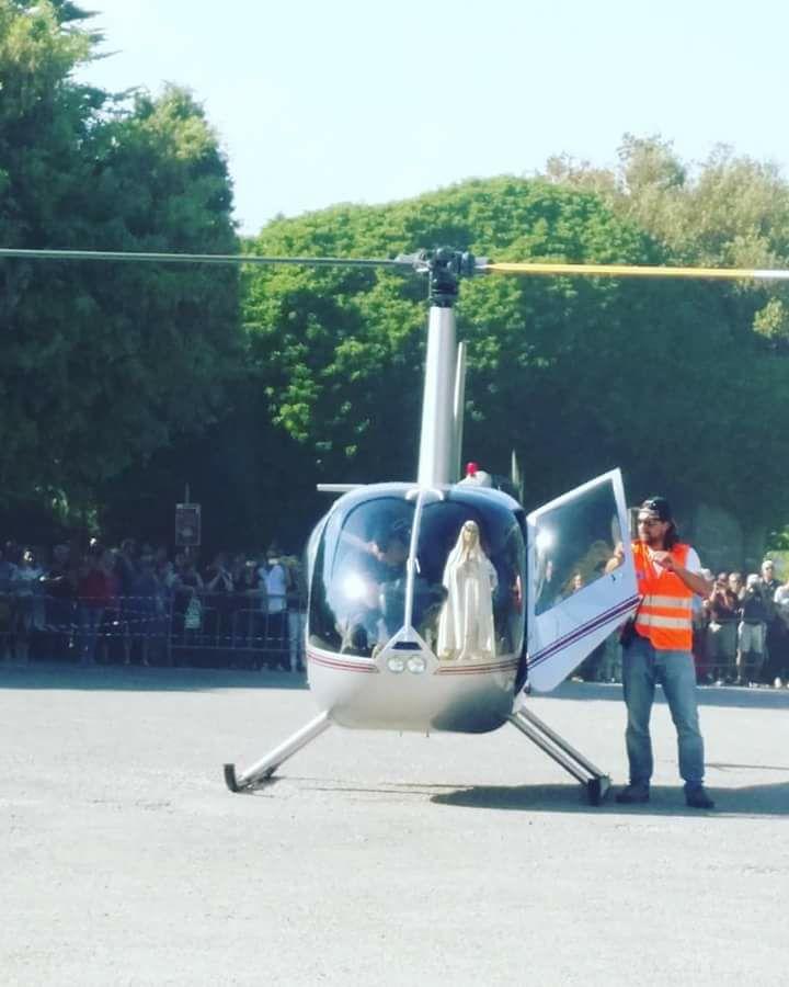 La Madonna di Fatima è arrivata a Cortona, resterà fino al 4 Giugno