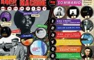 Rock Machine Magazine, ottava e ultima puntata: da Nina Simone a Gesualdo Bufalino...