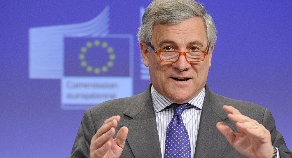 A Castiglion Fiorentino il Presidente del Parlamento Europeo Tajani