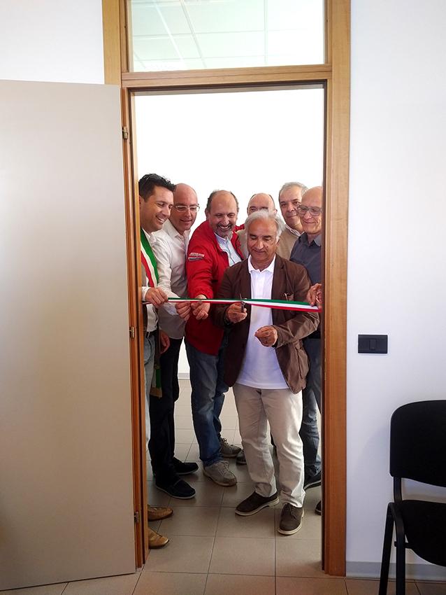Inaugurata la sede Valdichiana del Consorzio di Bonifica