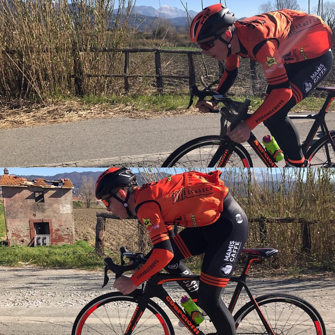 Il castiglionese Alessio Acco trionfa nel Campionato Italiano Juniores di Ciclismo