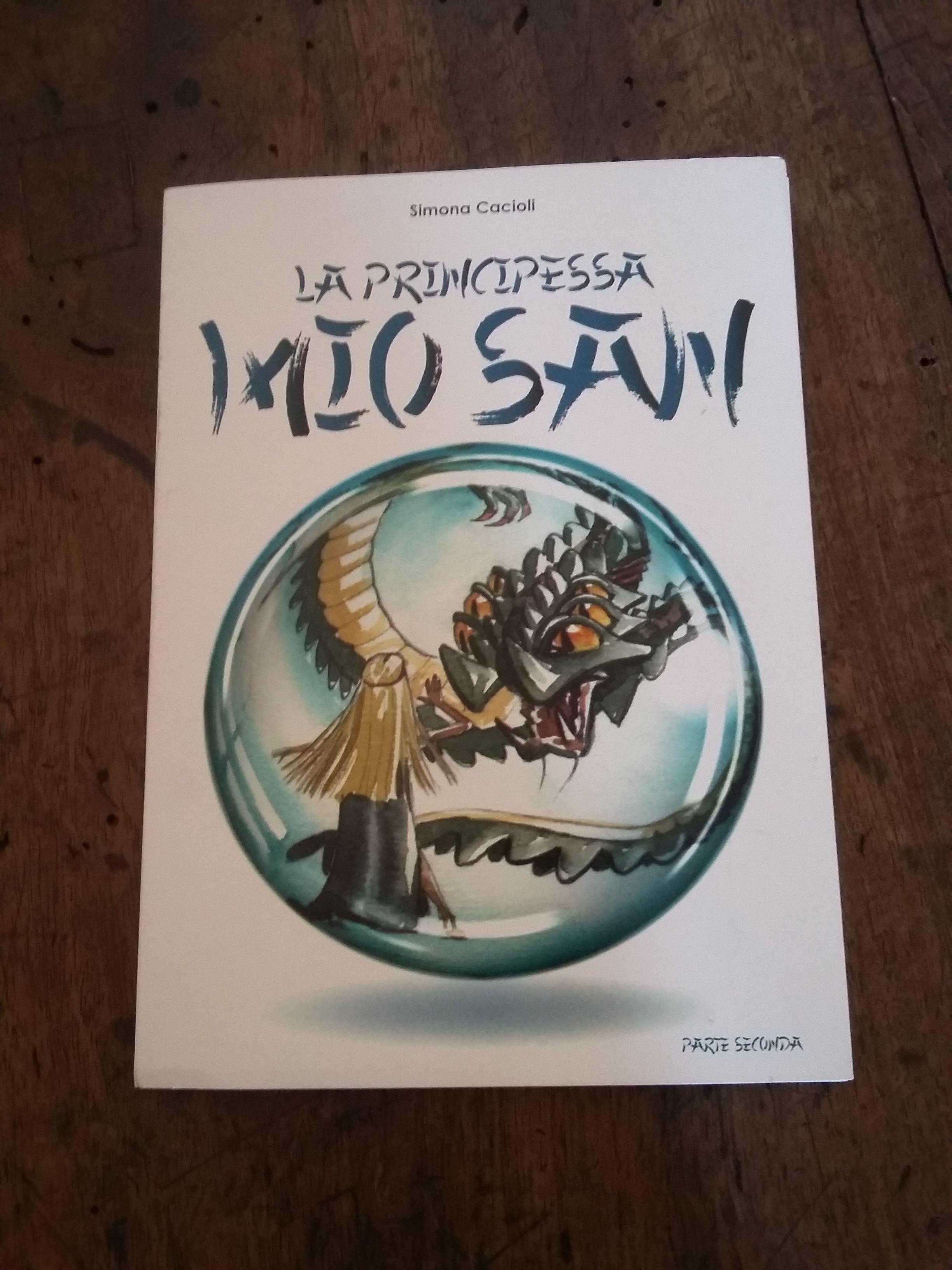 'La principessa Mio San', la castiglionese Simona Cacioli racconta la sua storia in un libro