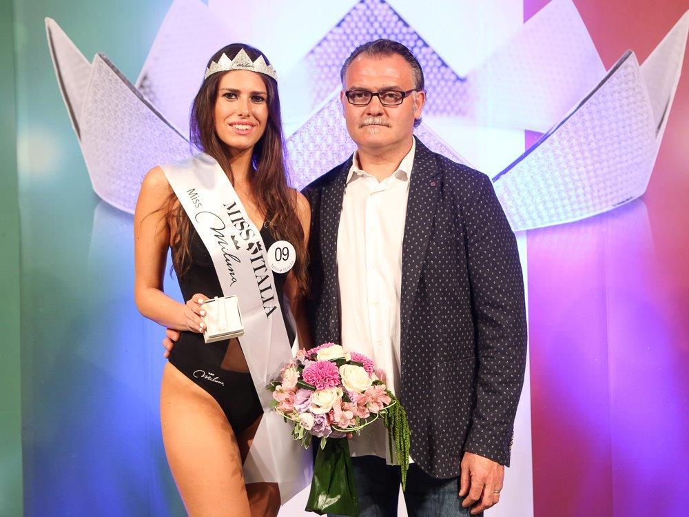 Lisa Lazzini conquista la fascia di Miss Miluna a Monsigliolo