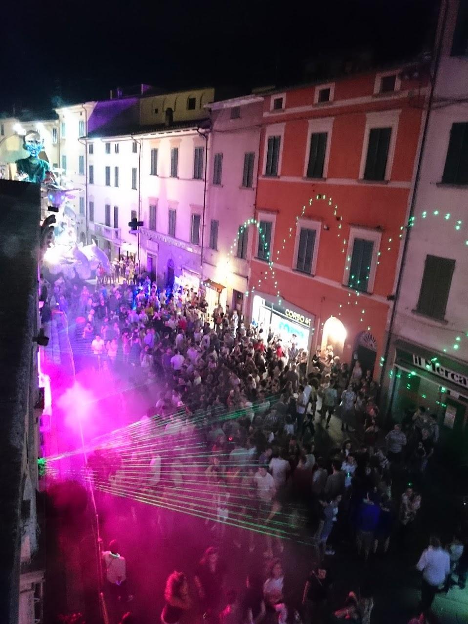 A Foiano il Carnevale Estivo, una grande festa che animerà il paese