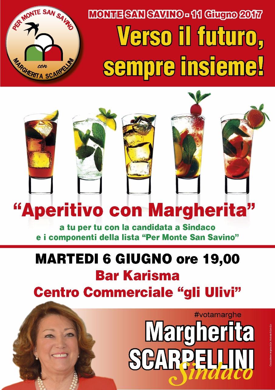 Con Margherita Scarpellini una Monte San Savino per i giovani, con i giovani