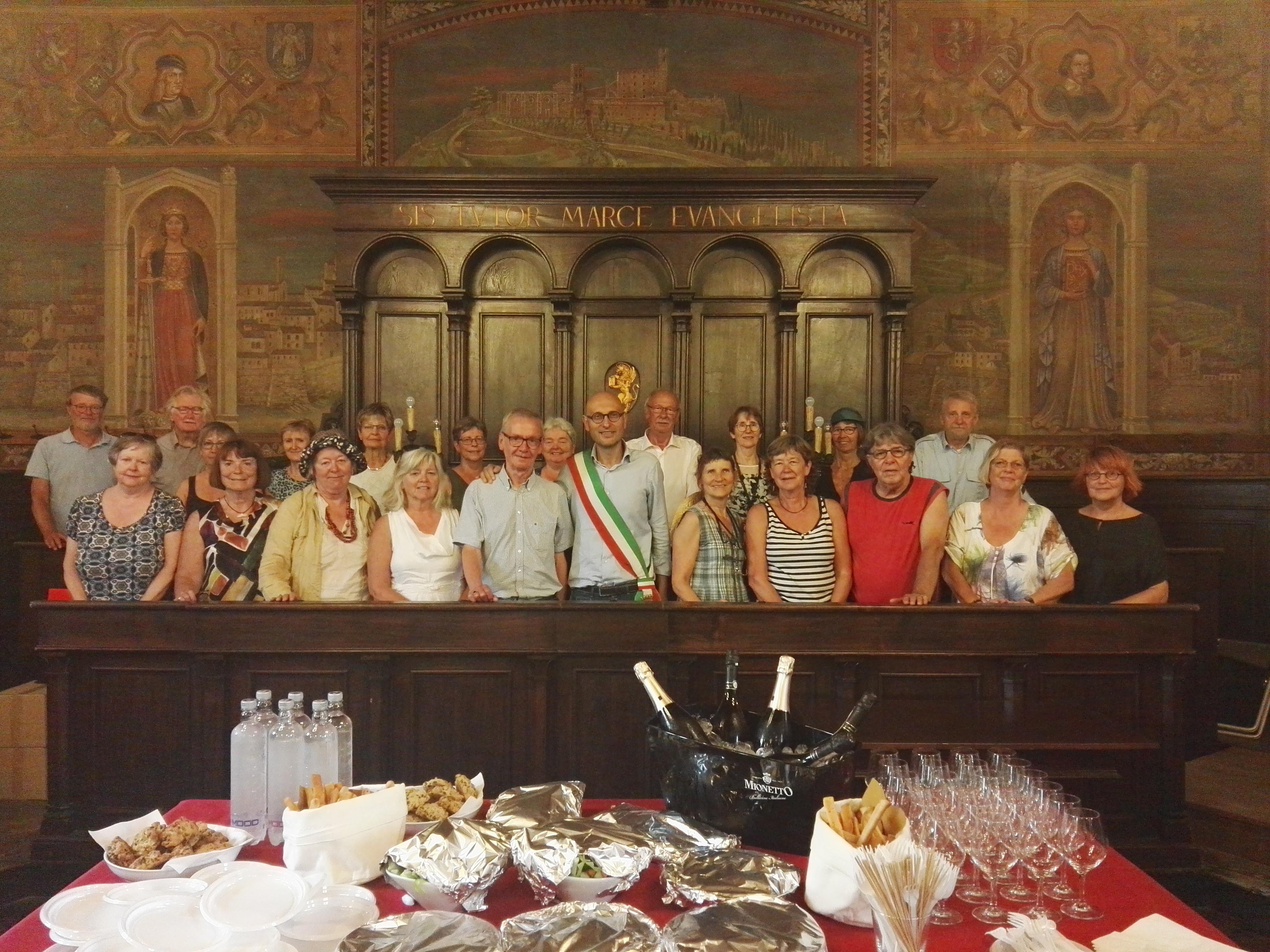 Italiensk Forum Copenhagen, a Cortona la 32esima stagione dei corsi