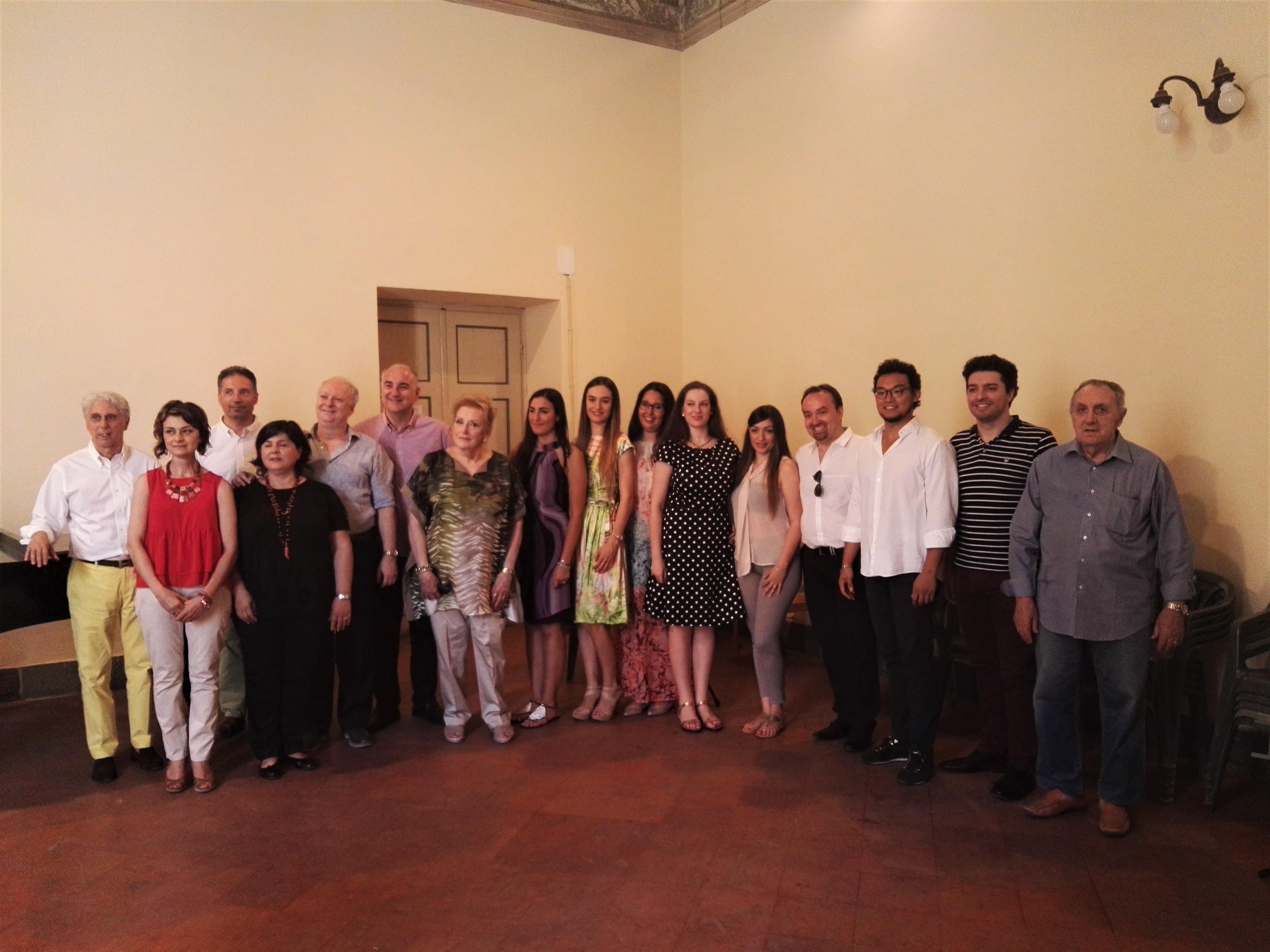 La grande Opera protagonista a Cortona, masterclass con lezioni aperte e concerti