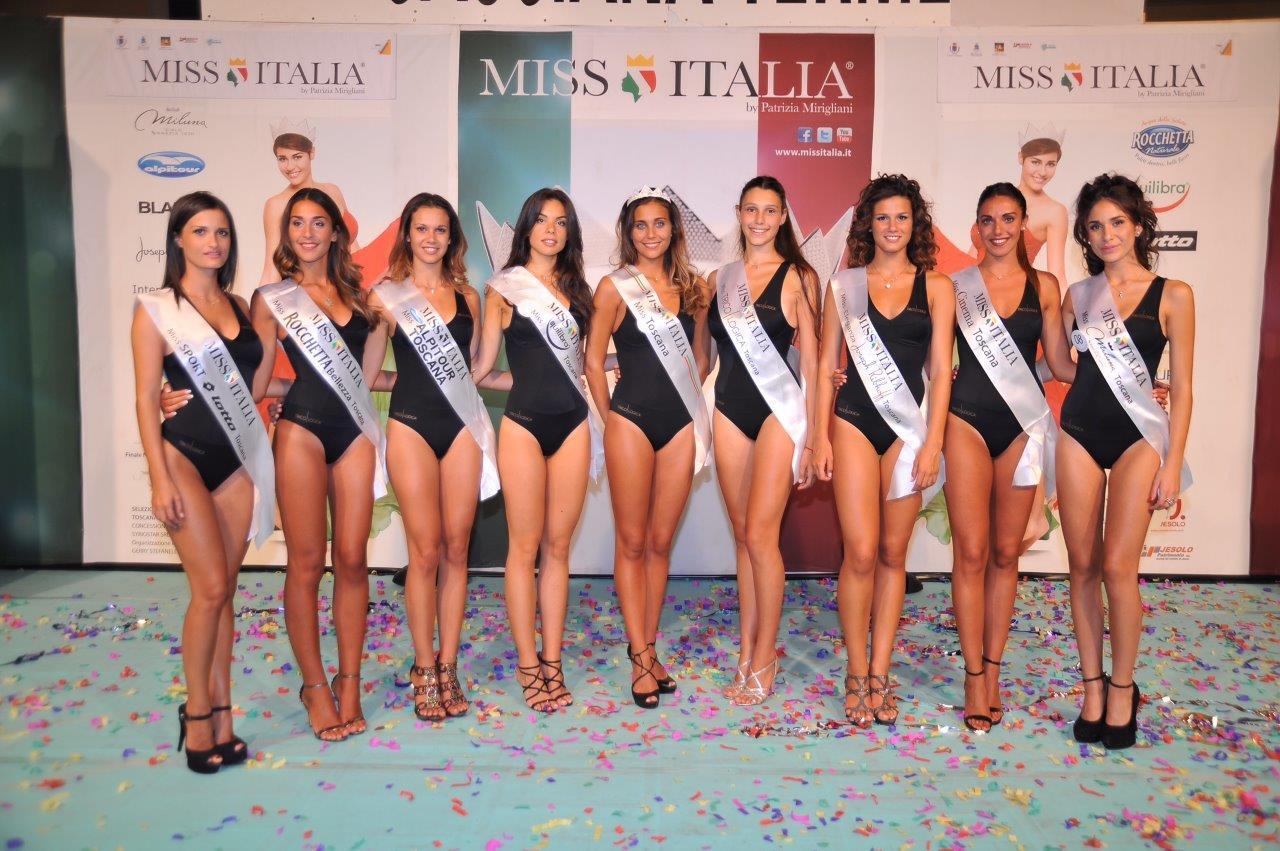 Giovedì Miss Italia fa tappa a Monsigliolo al Festival della gioventù