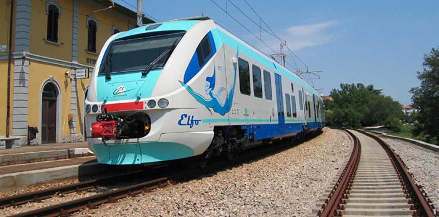 Nuovi mezzi e investimenti per linea ferroviaria Sinalunga - Arezzo - Stia