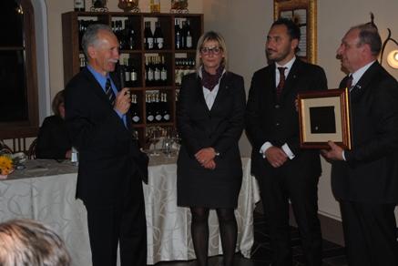 A Patrizio Cencioni il premio Primavera in Valdichiana 2017 della Fisar