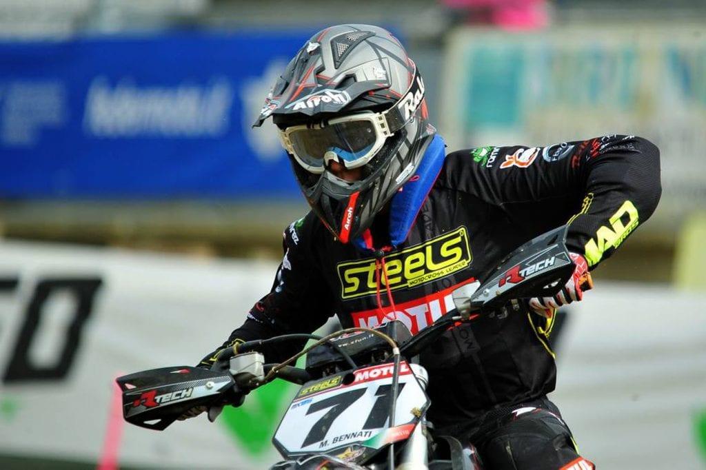 Steels Motocross terza nelle selettive dei campionati italiani