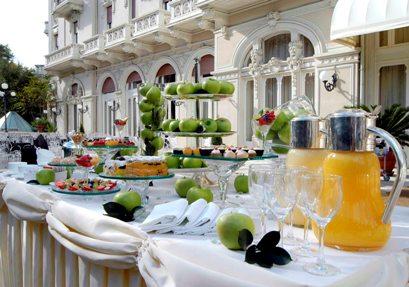 """Al Grand Hotel Rimini uno straordinario evento  """"Cuochi, fuochi, passioni"""" sei grandi chef al lavoro"""