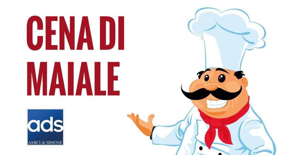 Cena di beneficienza con lo Chef Sergio a Fossa del Lupo