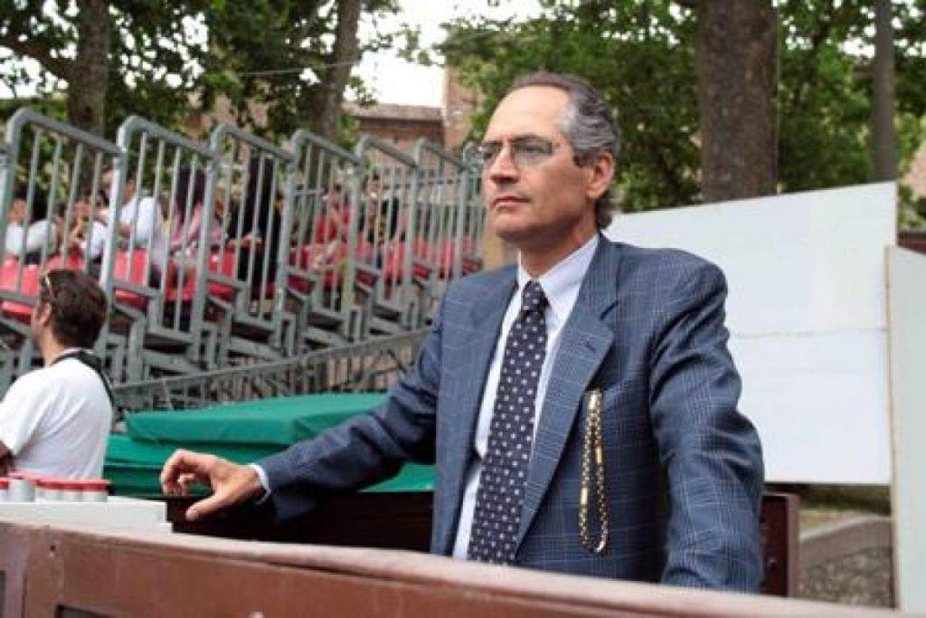 Daniele Masala confermato come Mossiere del Palio dei Rioni castiglionesi