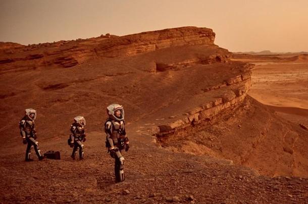 Gli uomini vengono da Marte