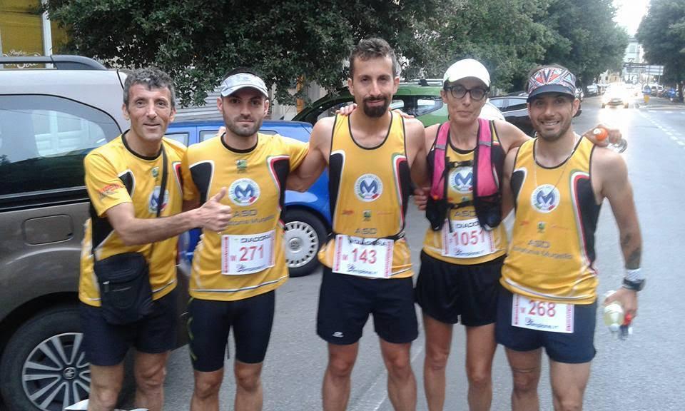 Pistoia - Abetone, un'Ultramaratona con ottime prestazioni dei nostri atleti