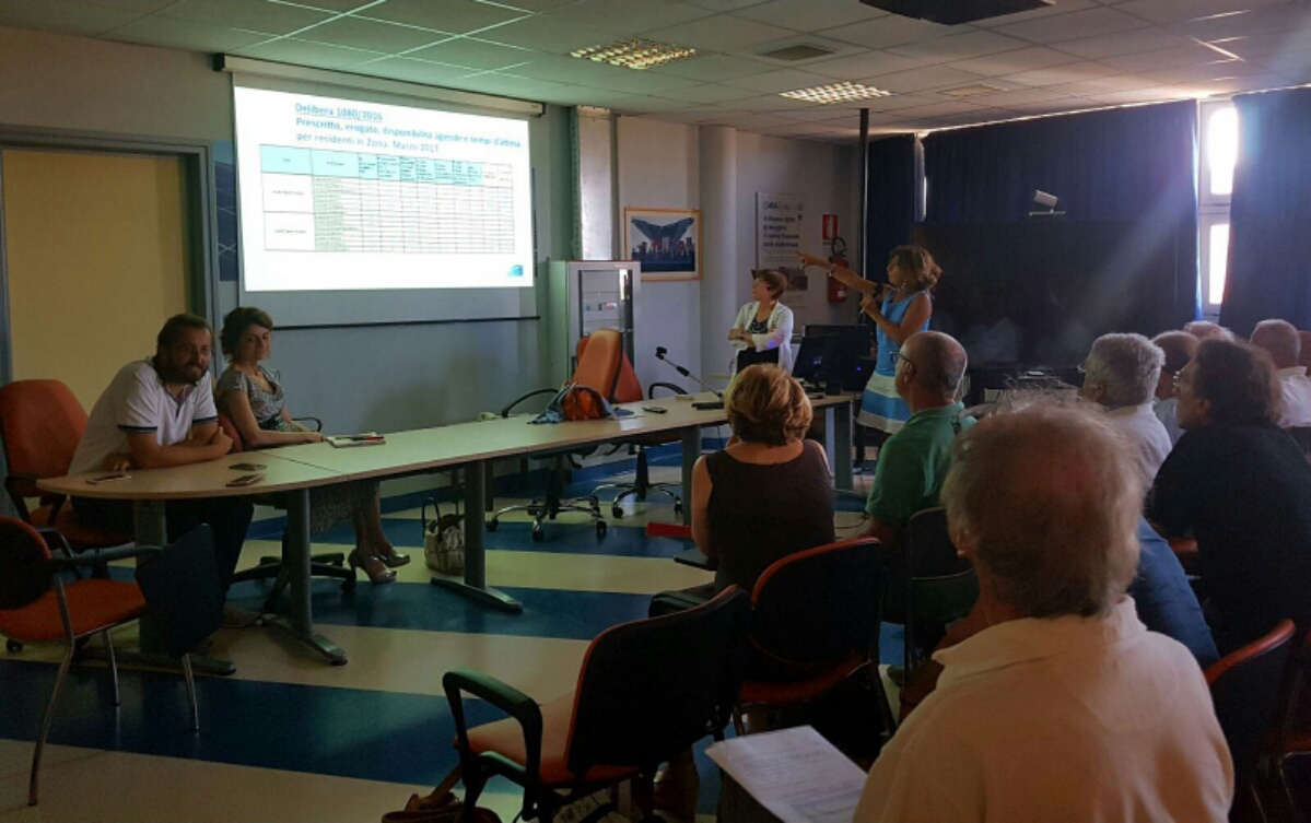 Presidi sanitari in Valdichiana, un'accelerata all'integrazione