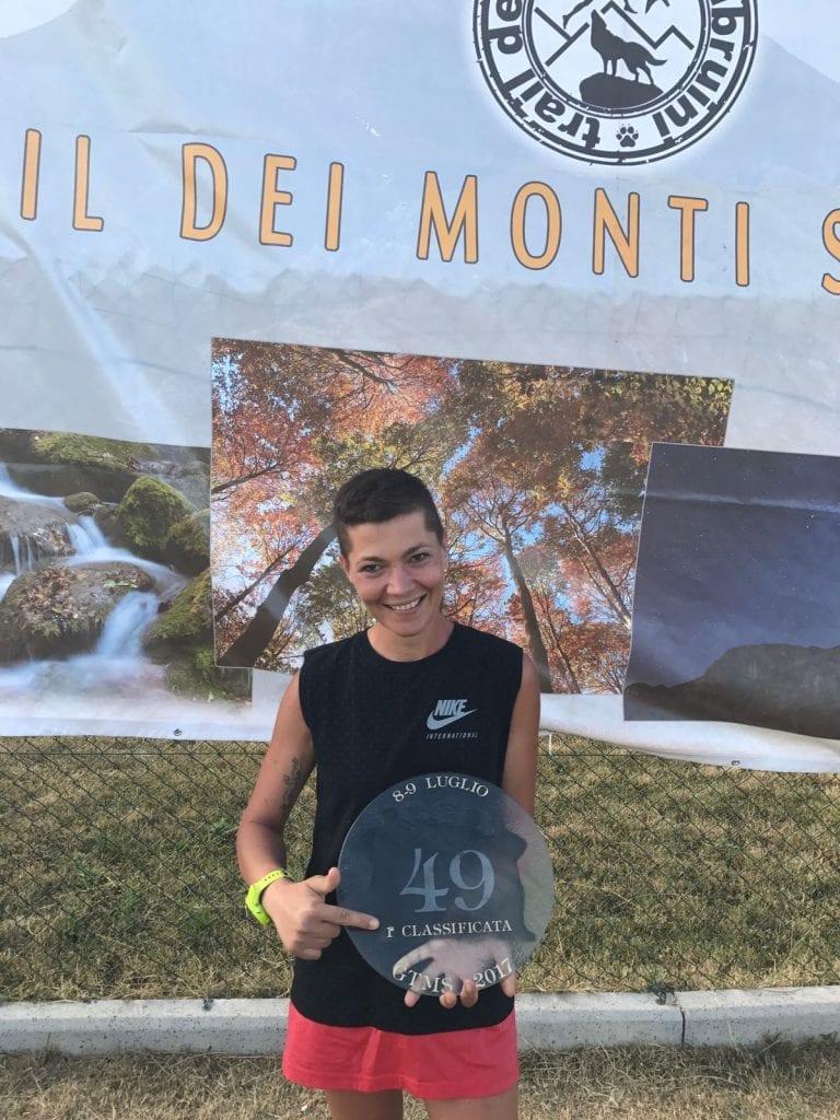 Trail: Maccherini trionfa sui Monti Simbruini