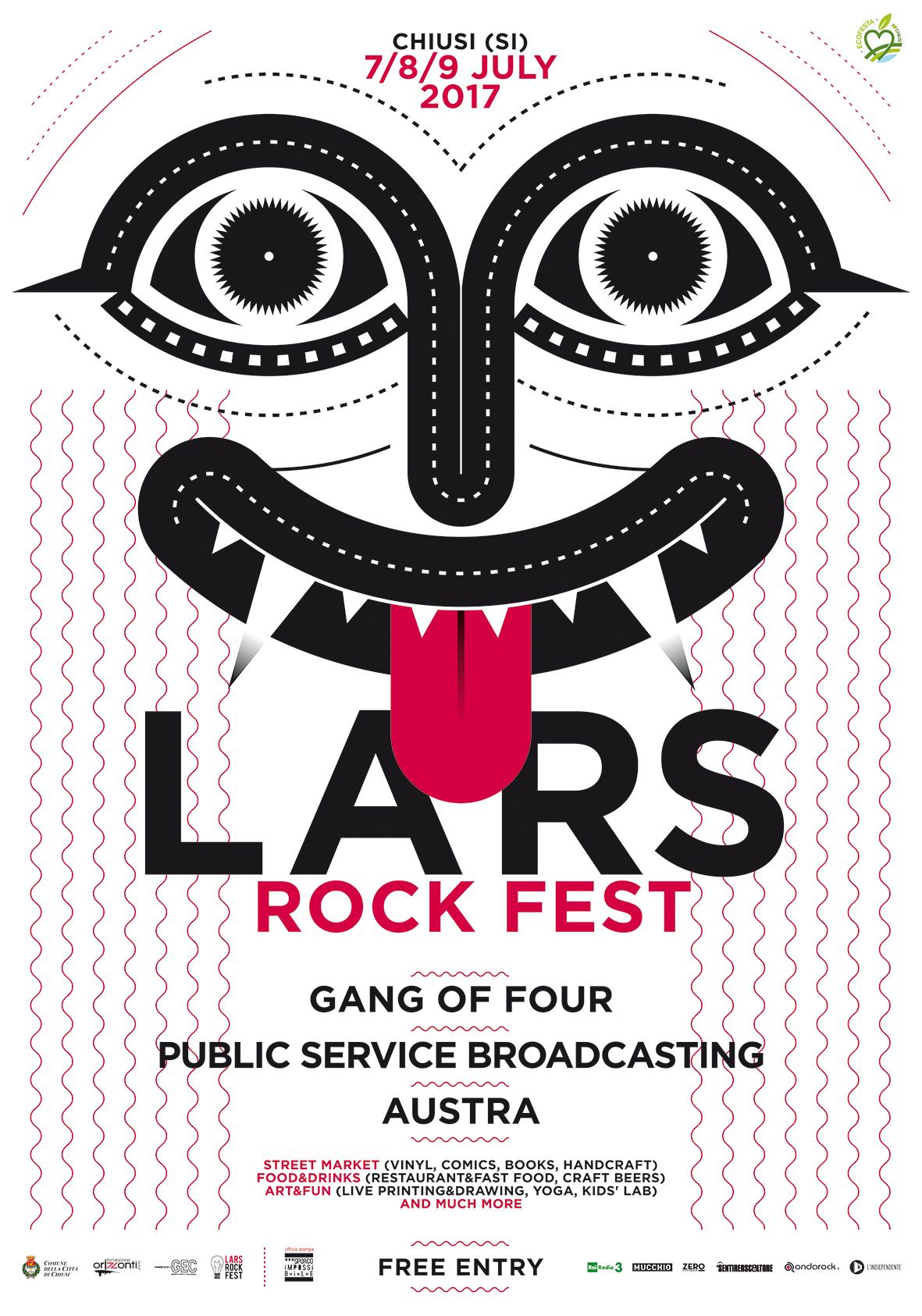 Lars Rock Fest, al via l'edizione 2017. Guida completa