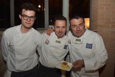 Lombardi – Fracassi tandem gourmet a Il Pellicano