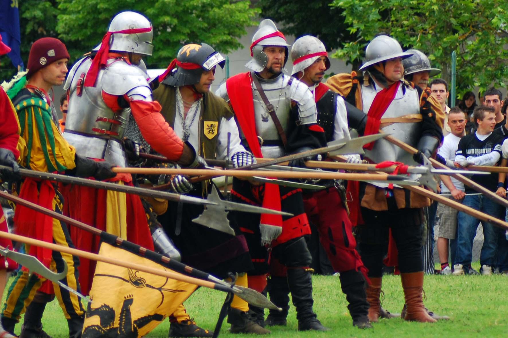 L'assalto al Castello di Marciano apre la rievocazione di Scannagallo