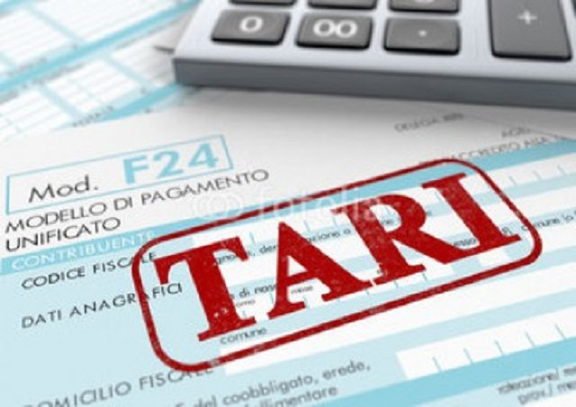 TARI, l'Amministrazione Comunale contesta: