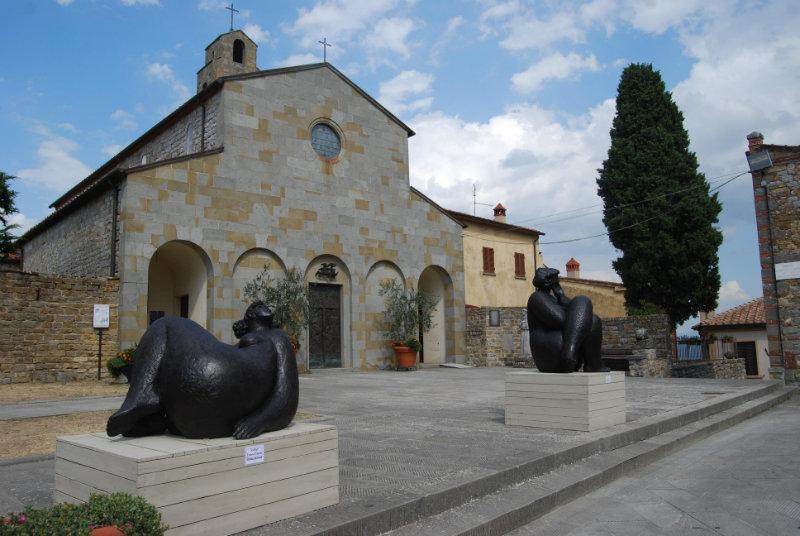 A Civitella la Biennale di Scultura Soggettivamente