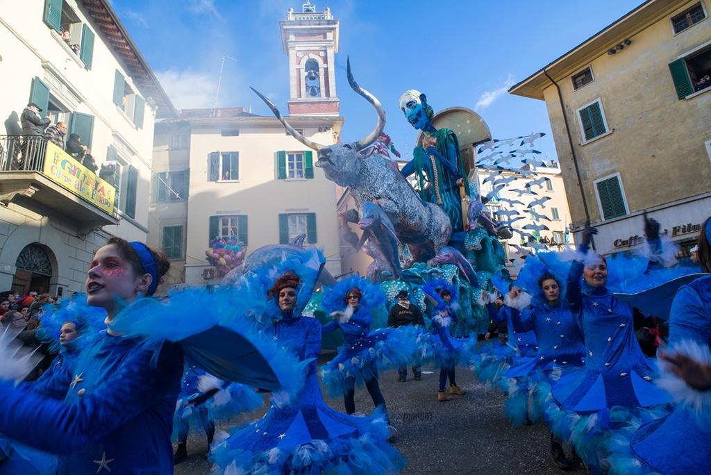 Nuovo finanziamento del Mibac per il Carnevale di Foiano