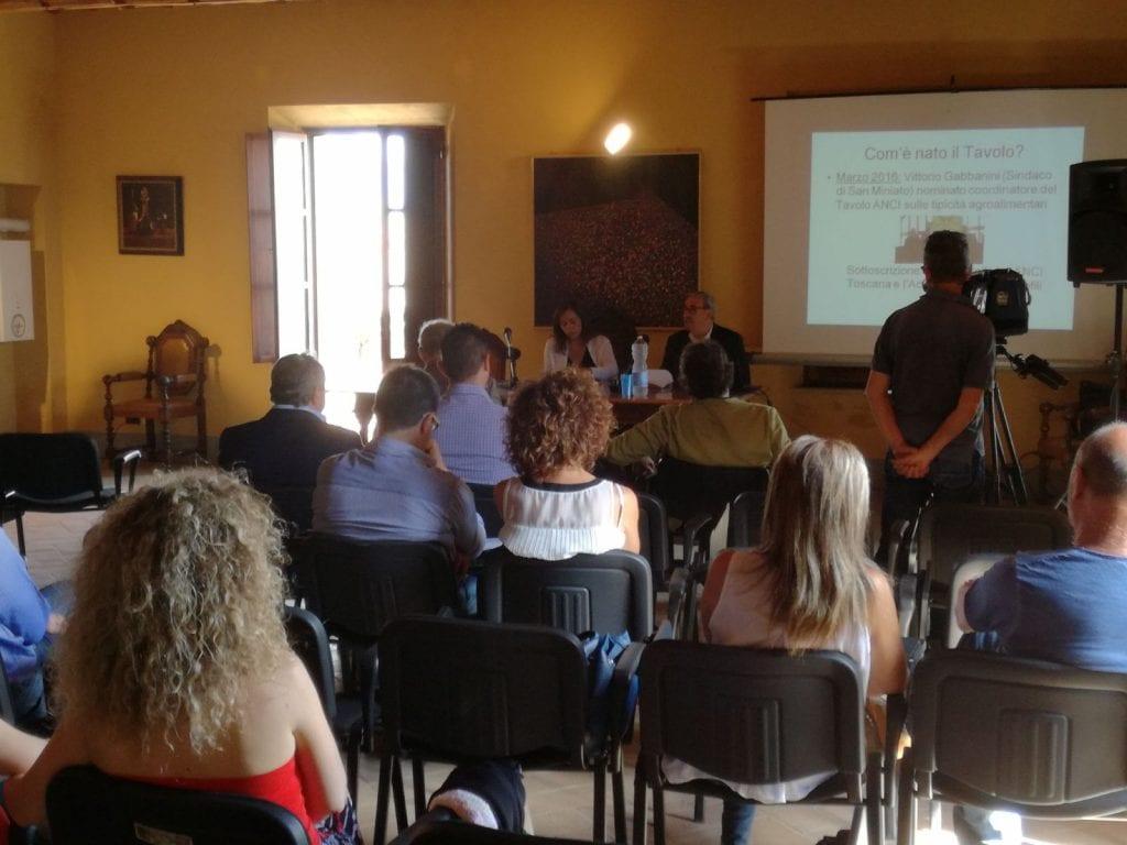 L'Agricoltura tradizionale al centro del convegno di Montepulciano