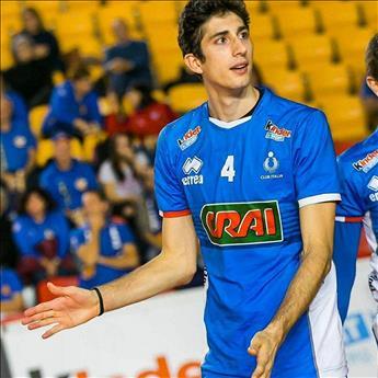 Volley: l'aretino Edoardo Caneschi approda nella massima serie