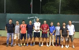 Pastorelli e Migliorini vincono il torneo di 4° categoria del TC castiglionese