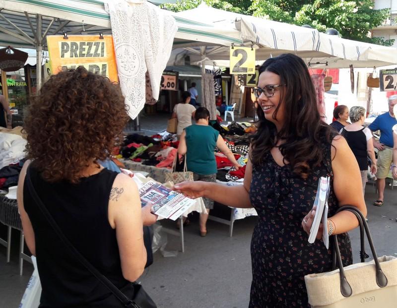 Confesercenti contro l'abusivismo, via alla campagna nei mercati della Valdichiana