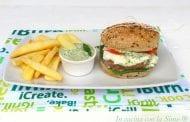 In cucina con la Simo: Hamburger caprese