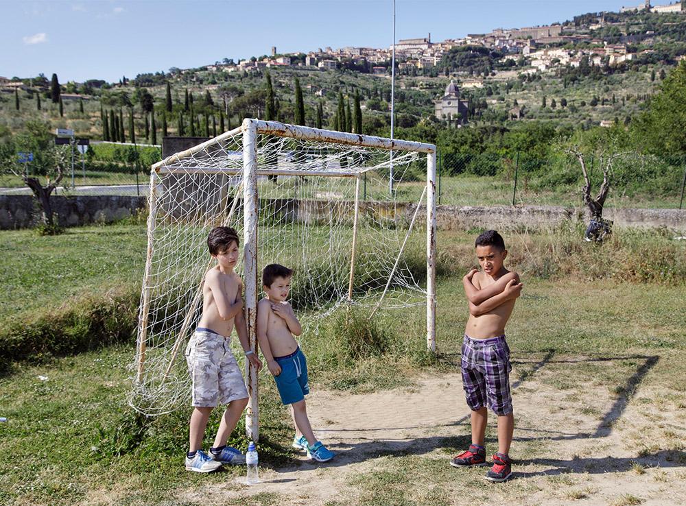 Cortona on the Move: lo sport e le cooperative sociali del territorio protagoniste della mostra 'Non solo gol'