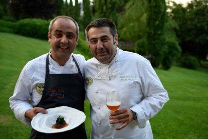 Dining with the stars nel suggestivo Castello di Spaltenna
