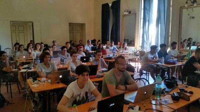 A Cortona il workshop internazionale Open 3D