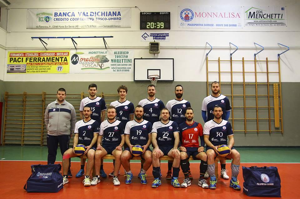 Al via la nuova stagione agonistica della Polisportiva Savinese
