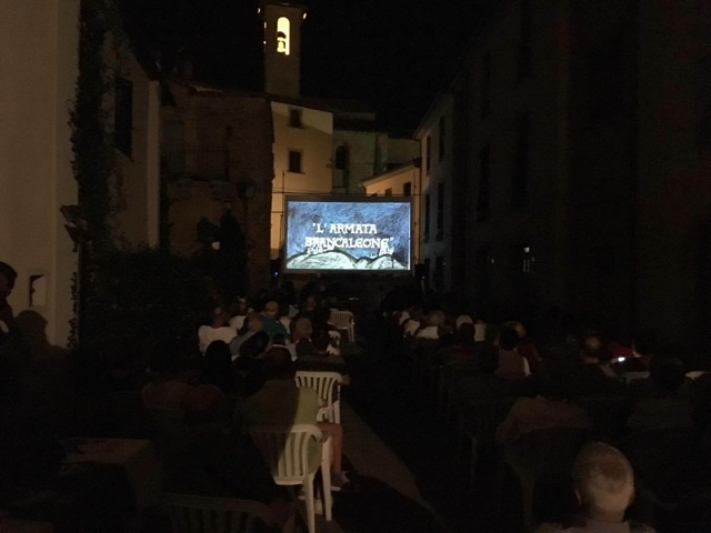 Cultura, enograstronomia e solidarietà: un bilancio da applausi per la Sagra del Cinema 2017