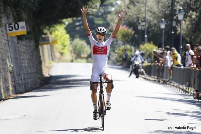 Alla Pisa - Volterra vince Tiberi, allenato dal cortonese Ottavi