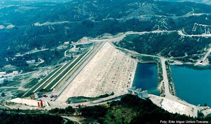 L'acqua di Montedoglio anche per la Valdichiana senese, Nuove Acque anticipa i tempi