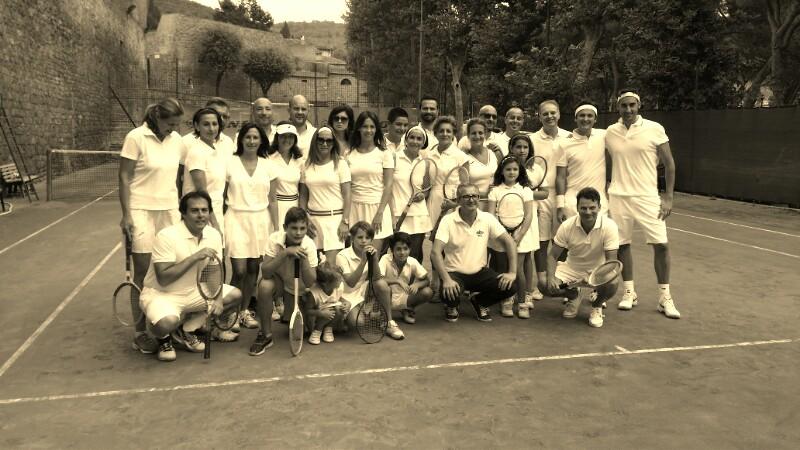 Al TC Castiglionese la terza edizione del Torneo di Tennis Vintage