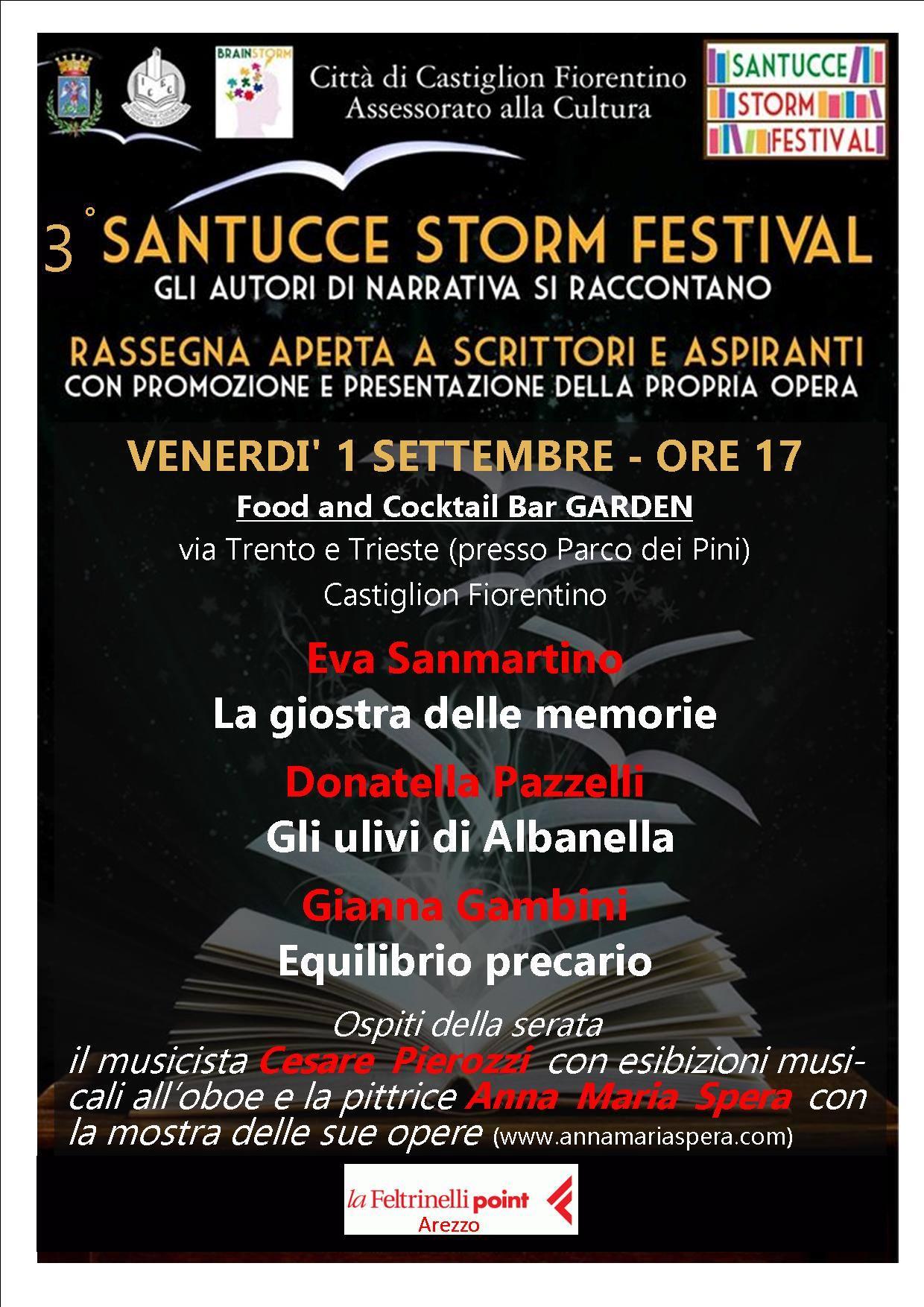 Via al Santucce Storm Festival