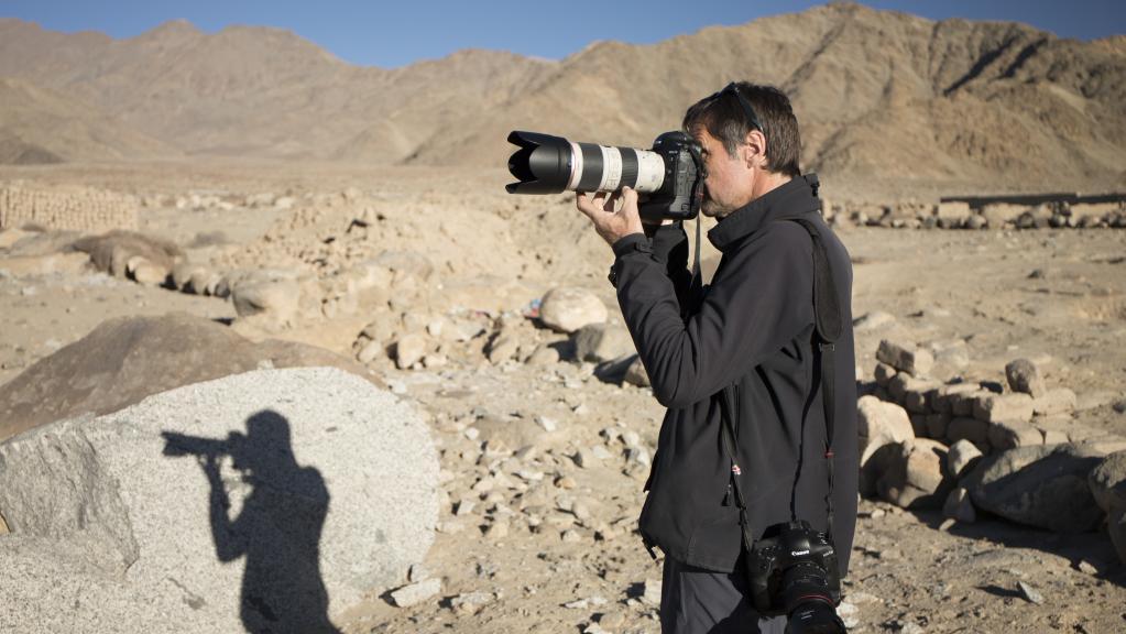 A Cortona workshop del fotografo di Lonely Planet Richard I'anson