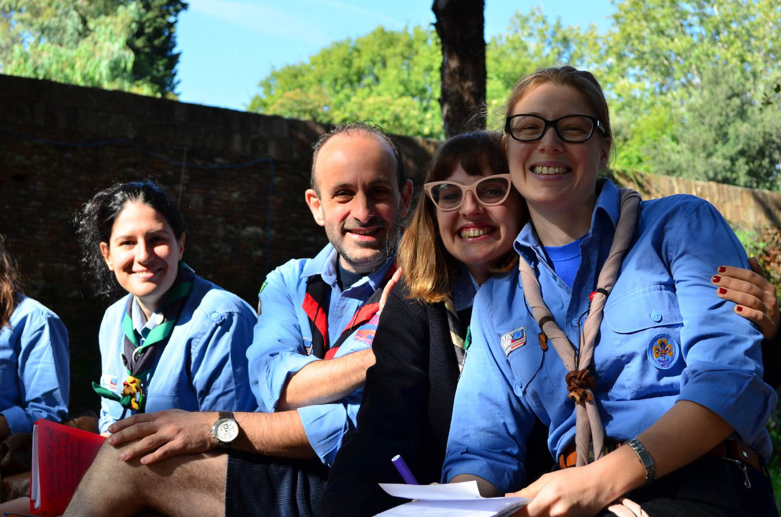 Cinquecento capi Scout a Cortona per parlare di fede e catechesi