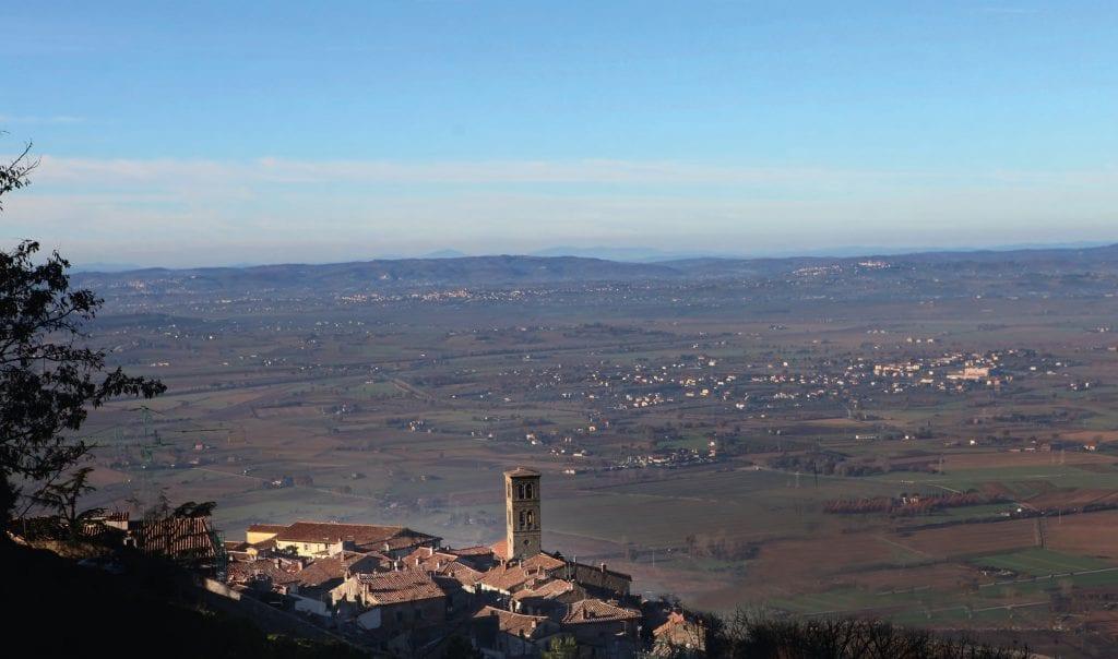 Itinerari spirituali, a Cortona un educational per operatori turistici internazionali